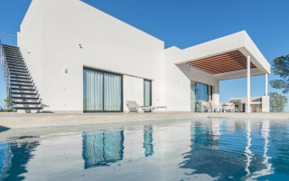 3 bedroom Villa in San Miguel de Salinas - GEO8122