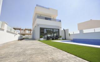 4 bedroom Villa in Dehesa de Campoamor - AG9429