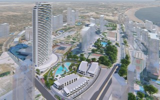 3 bedroom Apartment in Los Dolses  - MN116144