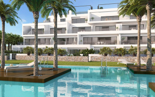 3 bedroom Apartment in Torre de la Horadada  - CC7385