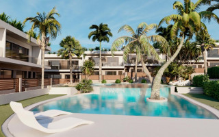 2 bedroom Apartment in Punta Prima - GD8177