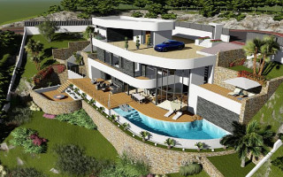 4 bedroom Villa in Benissa - TZ7355