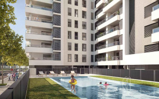 3 bedroom Apartment in Elche  - US6895