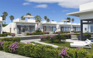 2 bedroom Apartment in Finestrat  - CAM114946