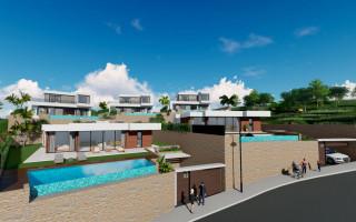 4 bedroom Villa in Finestrat  - CAM114935