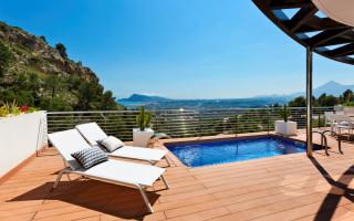 3 bedroom Villa in Finestrat - SM6201