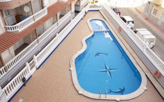 Elite Penthouse in Punta Prima, 3 bedrooms, area 97 m<sup>2</sup> - TRI114787