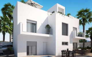 3 bedroom Townhouse in Finestrat - CG7695