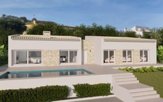 4 bedroom Villa in Moraira  - DVS117997
