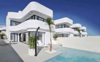 2 bedroom Villa in San Pedro del Pinatar - OK5848