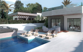 2 bedroom Apartment in Dehesa de Campoamor - TR7281