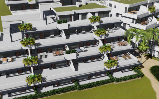2 bedroom Apartment in Torrevieja - AG2991