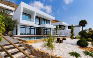 Komfortable Villa in Rojales, Costa Blanca, Spanien - ERF115320