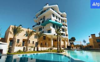 2 Schlafzimmer Appartement in Villajoyosa  - VLH118550