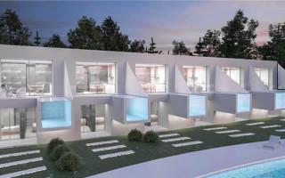 2 Schlafzimmer Doppelhaus in Dénia  - CZS118629