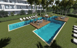 Апартамент в Торре де ла Орадада, 3 спальні - CC7386