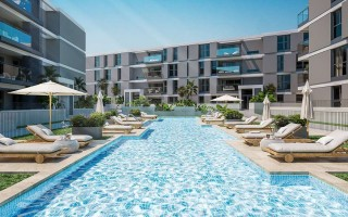 Appartement de 2 chambres à Playa Flamenca - TM117572