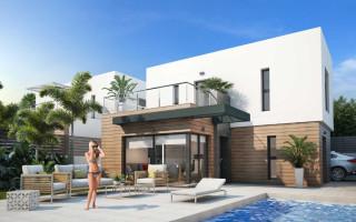Appartement de 2 chambres à San Pedro del Pinatar - OK8075