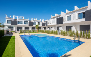 Appartement de 2 chambres à Torrevieja - AG5869