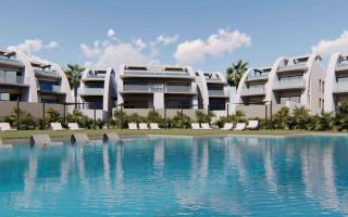 Appartement de 2 chambres à Torrevieja - AGI6097