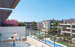 Appartement de 2 chambres à Murcia - OI7489
