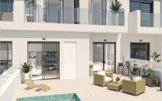 Appartement de 2 chambres à Ciudad Quesada - ER7043