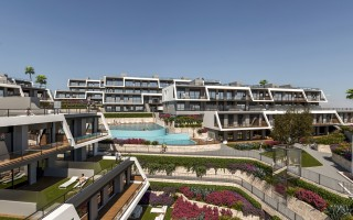 Appartement de 2 chambres à Gran Alacant - GD1113499
