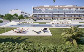 Appartement de 2 chambres à Los Dolses - MN6806