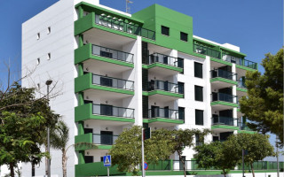 Appartement de 2 chambres à Mil Palmeras - SR7916