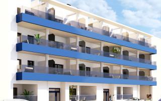 Appartement de 2 chambres à Playa Flamenca - TM118120
