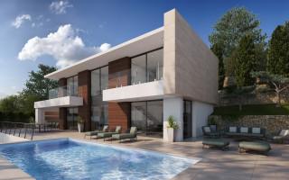 Luxuriöse Penthouse-Wohnung nicht weit vom Meer  in Punta Prima, Costa Blanca - NS6601