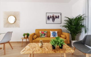 2 bedroom Apartment in Guardamar del Segura - ER7055