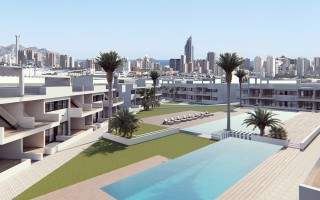 Luxurious Apartments near the sea  in Punta Prima, Costa Blanca - GD118807