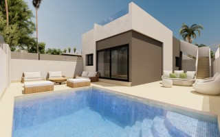 2 bedroom Villa in Pilar de la Horadada - MT8476