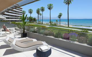 3 bedroom Penthouse in Sant Joan d'Alacant  - TM1110034