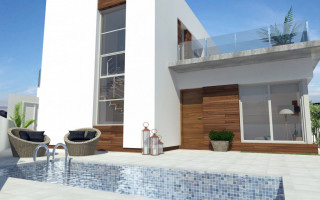 2 bedroom Penthouse in Villajoyosa - QUA8632