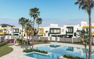 2 bedroom Townhouse in Denia  - AS119341