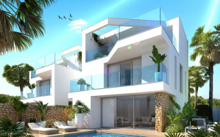 3 bedroom Villa in Benitachell  - VAP115286