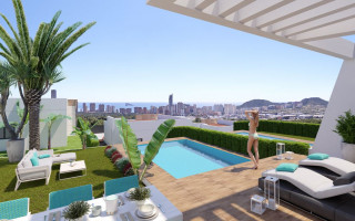 3 bedroom Villa in La Manga  - AGI115530