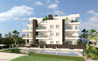3 bedrooms Penthouse in Villamartin  - NS8269