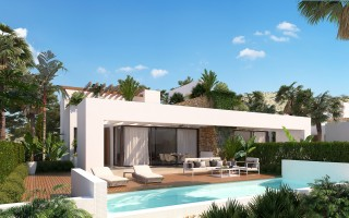 4 bedroom Villa in Dehesa de Campoamor  - AGI115690