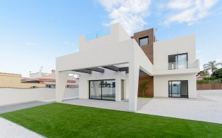 4 bedroom Villa in Finestrat  - EH115888