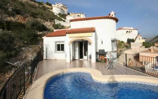 3 bedroom Villa in Finestrat  - SUN117917