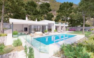 4 bedroom Villa in Benissa - GTP1117268
