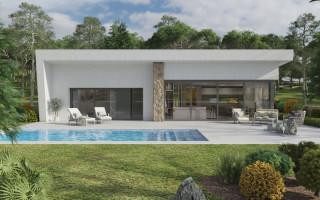Magnificent Villa in Ciudad Quesada, area 120 m<sup>2</sup> - BEV115751