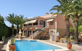 3 bedroom Villa in Finestrat  - IM114115