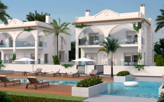 3 bedroom Villa in Los Montesinos  - HQH116668