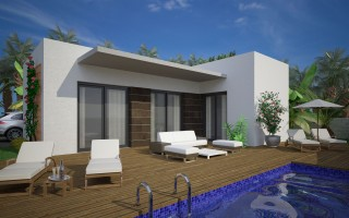 3 bedroom Villa in Los Montesinos  - HQH116640