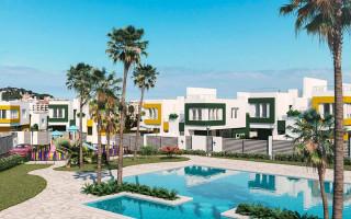3 bedroom Villa in Pilar de la Horadada - RP8069