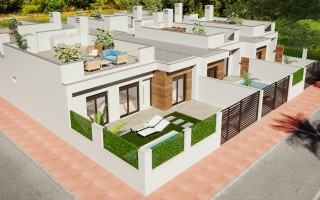 3 bedroom Villa in Los Montesinos  - HQH116662